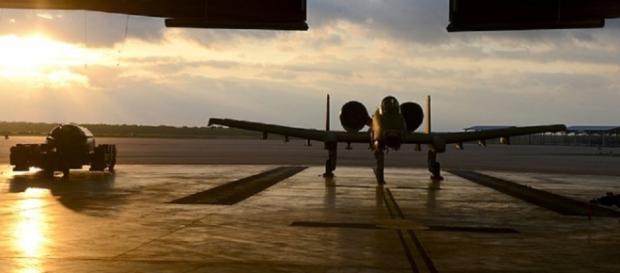 Raid aerei sulla città siriana di Raqqa