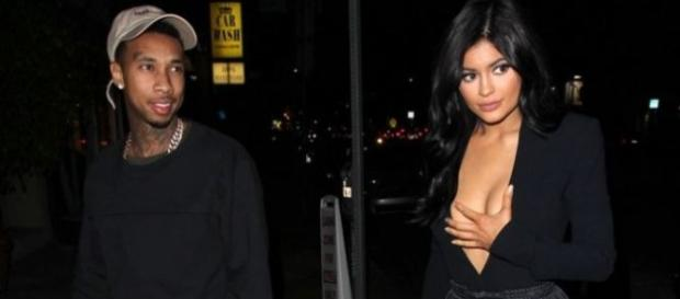 Tyga and Kylie have been together for months