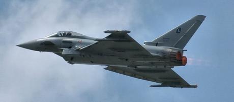 28 Eurofighter in vendita al Kuwait per 8 miliardi