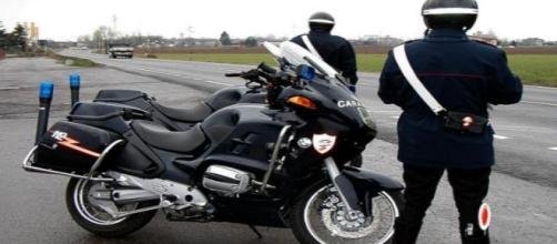 Agentes de los carabinieri. Flickr