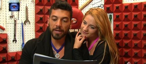 Alessandro e Lidia, concorrenti del GF14