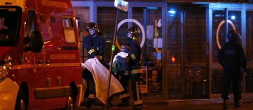 Ataque terrorista en París, Francia