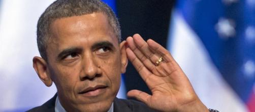 Contra corriente, Obama se niega al ataque armado
