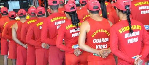 Corpo de Bombeiros abre vagas para guarda-vidas