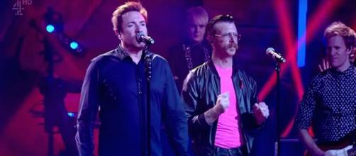 Duran Duran actuam com Eagles of Death Metal