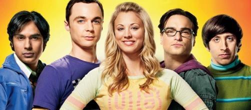 Los protagonistas de 'The Big Bang Theory'