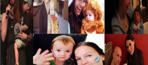 Madres e hijos, familias llenas de música