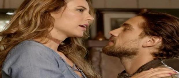 além do Tempo Melissa e Felipe