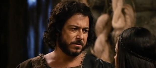 Bruno Padilha é Datã em 'Os Dez Mandamentos'