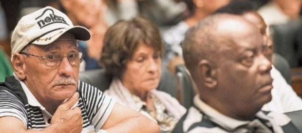 Congresso veta aumento para aposentados