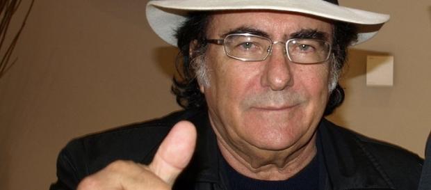 El cantante Albano, padre de Ylenia Carrisi