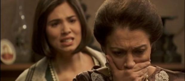 Il Segreto terza stagione: Maria e Francisca
