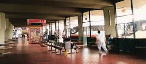Mía fue hallada en la terminal de ómnibus de Junin
