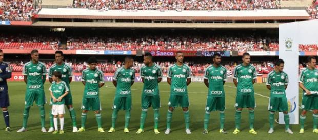 Palmeiras pega o Atlético-PR fora de casa
