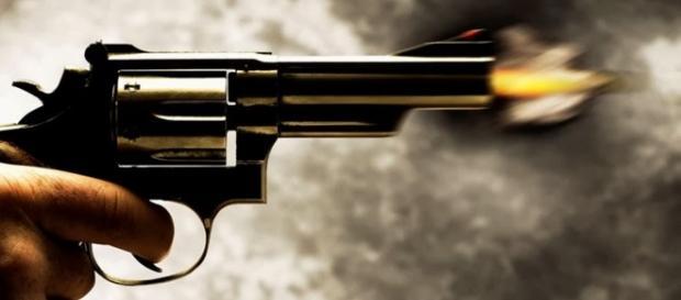 Revólver calibre 38 foi a arma utilizada no crime
