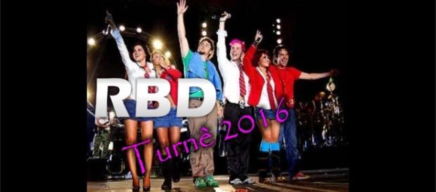 Turnê de reencontro do RBD será em 2016
