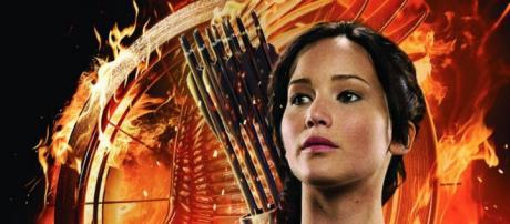 Katniss Everdeen é a personagem principal do filme