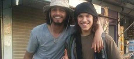 O rapaz, militante do EI, é filho de brasileira