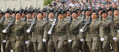 bando per 1750 volontari esercito italiano