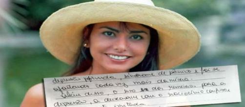 Biografia da atriz Leila Lopes