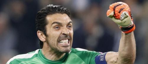 Gianluigi Buffon, portiere bianconero