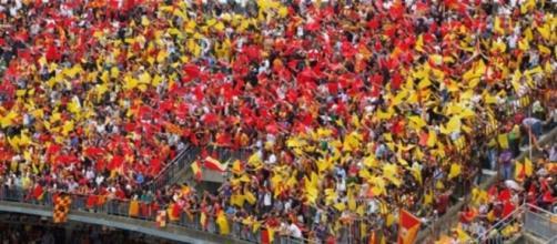 I tifosi leccesi seguiranno la squadra a Matera.