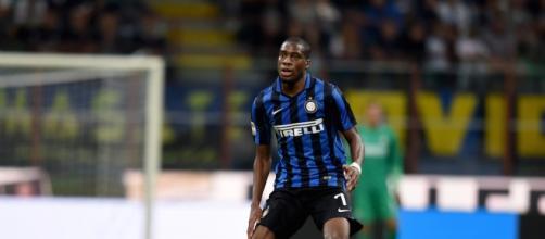 Il centrocampista dell'Inter Kondogbia
