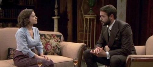 Il Segreto quarta stagione: Severo e Candela