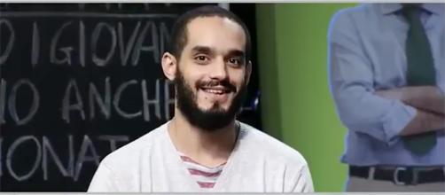 Saif Abouabid, dei Giovani Musulmani d'Italia