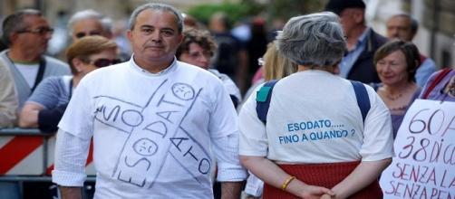 Salvaguardia per i 1.490 esodati Sacconi