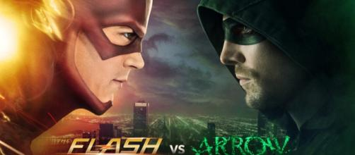 Segundo crossover 'The Flash' vs. 'Arrow'