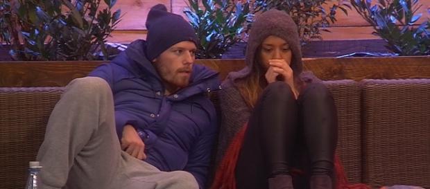 Big Brother-Kandidaten Dennis und Maria