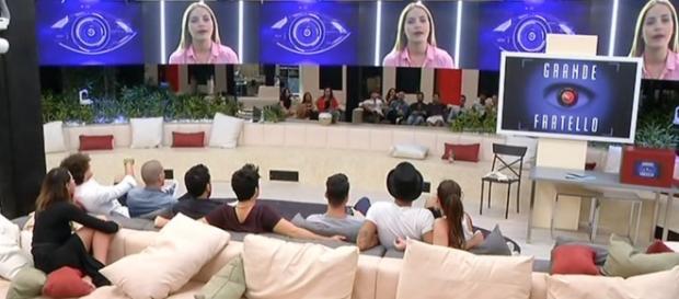 GF14: Lidia attacca tutti con un videomessaggio