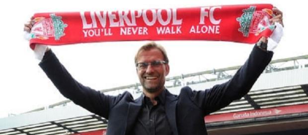 Jürgen Klopp glücklich in Liverpool