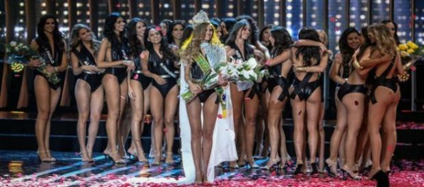 Marthina Brandt, Miss Brasil 2015