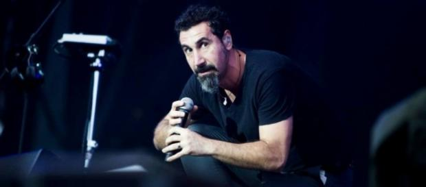 Serj Tankian, vocalista de System of a Down