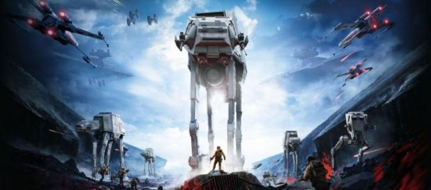 The 'Star Wars Battlefront' Beta version