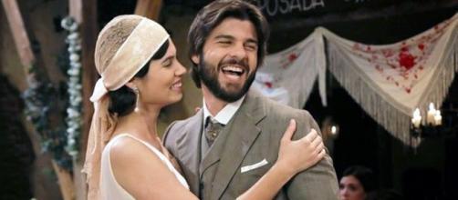 Anticipazioni Il Segreto: Maria e Gonzalo sposi