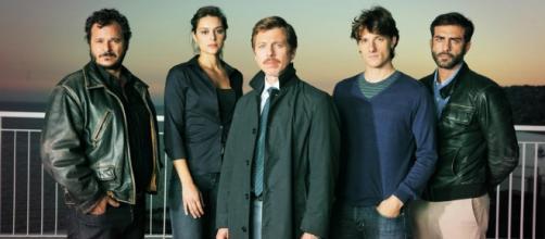 Il cast della nuova mini serie Sotto Copertura.