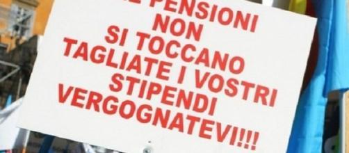 Le proposte di Tito Boeri per tagliare i vitalizi