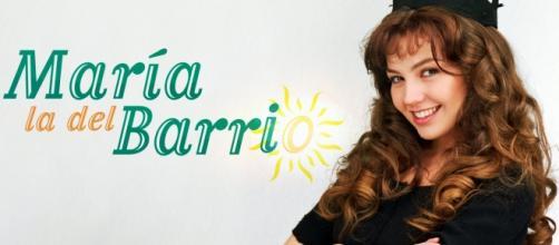 Maria do Bairro, novela do SBT.