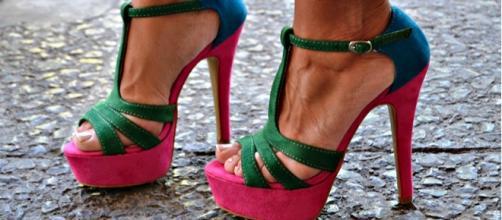 Revolução nos calçados femininos