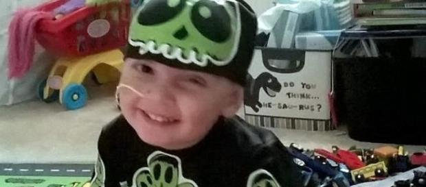 Alexander está lutando contra um câncer