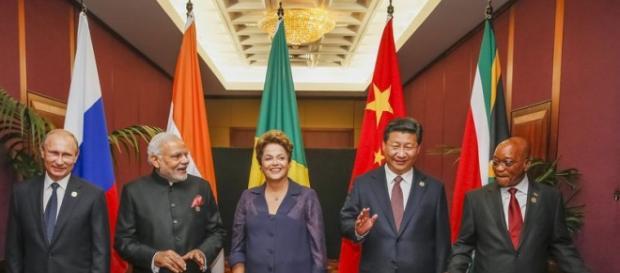 Componentes del citado bloque BRICS