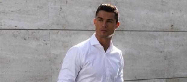 Cristiano Ronaldo von Real Madrid