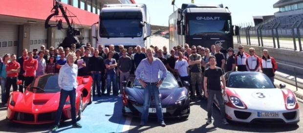 """Ehemalige """"Top Gear"""" – Mitarbeiter von Clarkson?"""