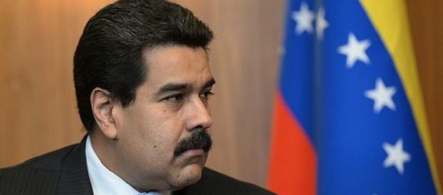 Nicolás Maduro mandatario de Venezuela