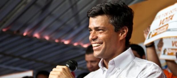 piden la liberación de Leopoldo López