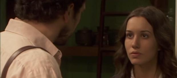 Replica Il Segreto puntata 2 novembre, Aurora
