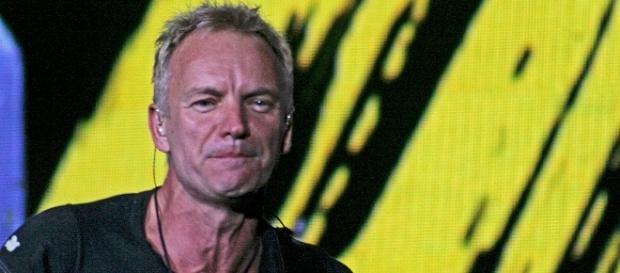 Sting, de 64 años, tocó en Tortuguitas